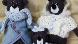 Три медведя игровой набор