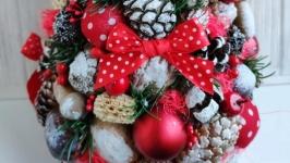 Декоративна ялиночка ′Святкова′