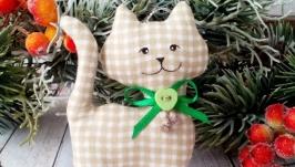 Игрушка на елку ′Котенок′