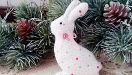 Игрушка на елку ′Кролик′