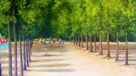 Май в Париже