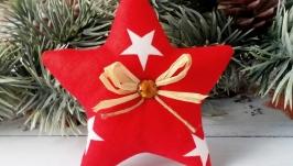 Игрушка на елку ′Звезда′