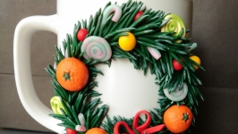 Кружка ′Новогоднее настроение′