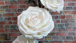 Торшер -розы