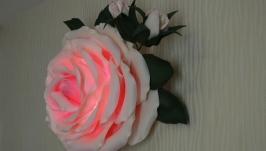 Бра-роза