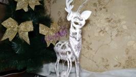 Рождественский оленёнок