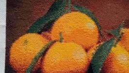 Цена со скидкой 50% Апельсины - оранжевое настроение