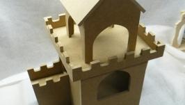 Кукольный домик. Главная башня