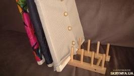 Подставка для рамок с застежками Монтессори