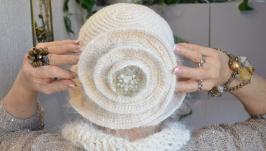 Шляпа ′Морская жемчужина′