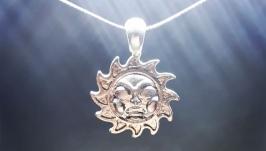 Серебряные кулоны и кольца