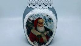 баночка Дід Мороз