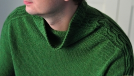 Шерстяной свитер Шервуд