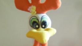 Петух или пасхальная курица