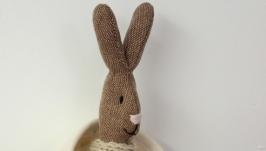 Заяц текстильный
