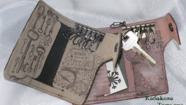 Футляры для ключей и карт