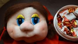 Улыбашка - коробка для конфет