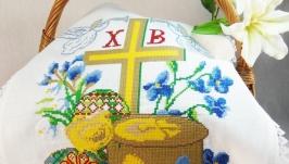 Пасхальная салфетка ′Воскресение′ Пасхальный рушник