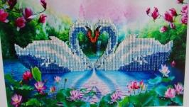 Картина ′Лебединая верность′