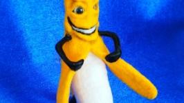 Брелок в авто Банан