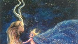 Лунное дитя Картина
