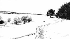 Среди зимы 2