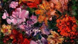 Цветы Tutti-Frutti