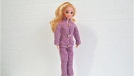 Комплект лялькової одягу для ляльки Барбі 25 см