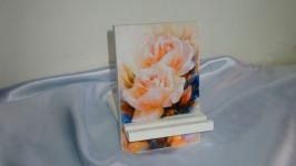Подставка для телефона ′Розы-2′,для планшета,электронной книги,смартфона