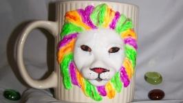 Чашка ′Лев′