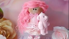 Интерьерная кукла ′Розочка′