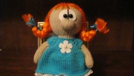 кукла Рыжулька