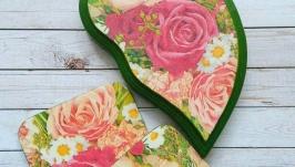 Набор для кухни  ′Цветы′.