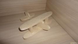 Самолет игрушка-декор