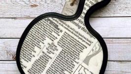 Доска разделочная ′Газета′.