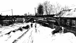 Среди зимы 5