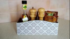 Короб на кухню для специй.