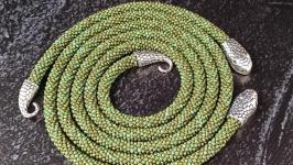 Травертиновая змея