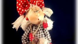 Кукла ′Ангел рукоделия′