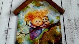ключниця ′′Рудий ангел