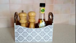 Короб для специй на кухню
