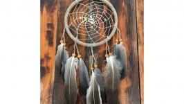 Коричневый ловец снов ′ Голубка′