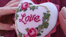 Серце на День Валентина ′Любов′