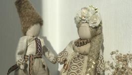 Ляльки мотанки«Нерозлучники»