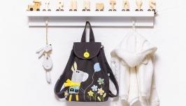 Детский рюкзак ручной работы Irun Toys