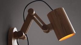 Плафон. Светильник деревянный. Заготовка