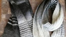 Вовняні шарфи
