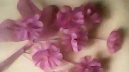 Цветочный букетик