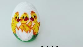 Сувенірне яйце. Писанка.