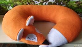Подушка-игрушка ′Лисичка′